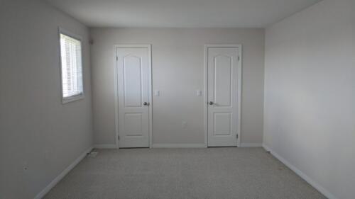 (Before) Bedroom at Summer Lane