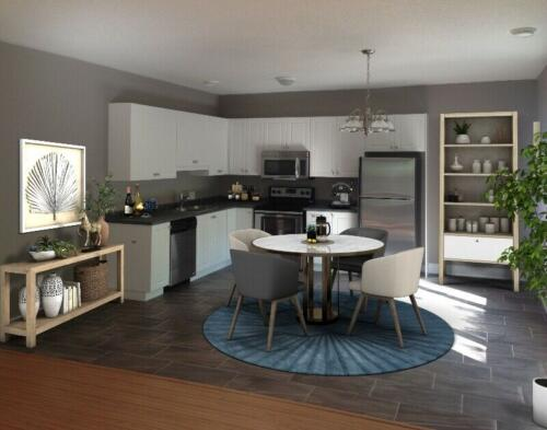 (After) Kitchen at Beechwood Dr