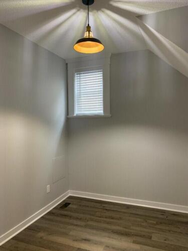 (Before) Bedroom for Client Adeel