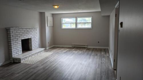 (Before) Living Room at Woodglade Blvd