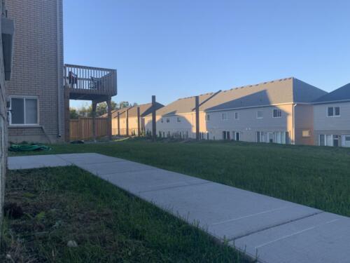 Community around the property