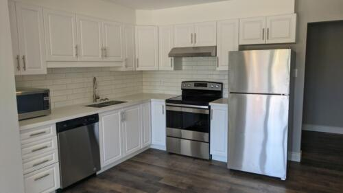 (Before) Kitchen at Beechwood Dr