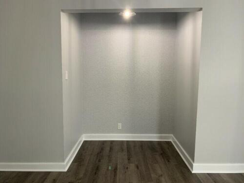 (Before) Office Room for Client Adeel